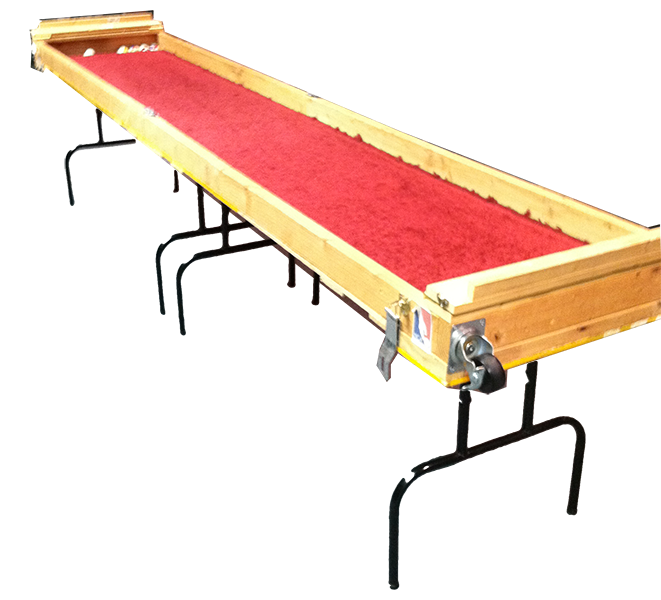 Free Carpetball Table Designs